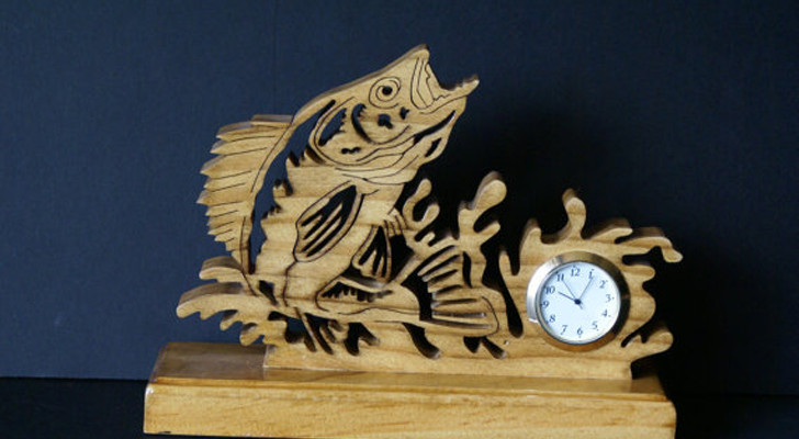 These 10 Handcrafted Fishing Decorations Would Complete Any Fishermen's RV Decor