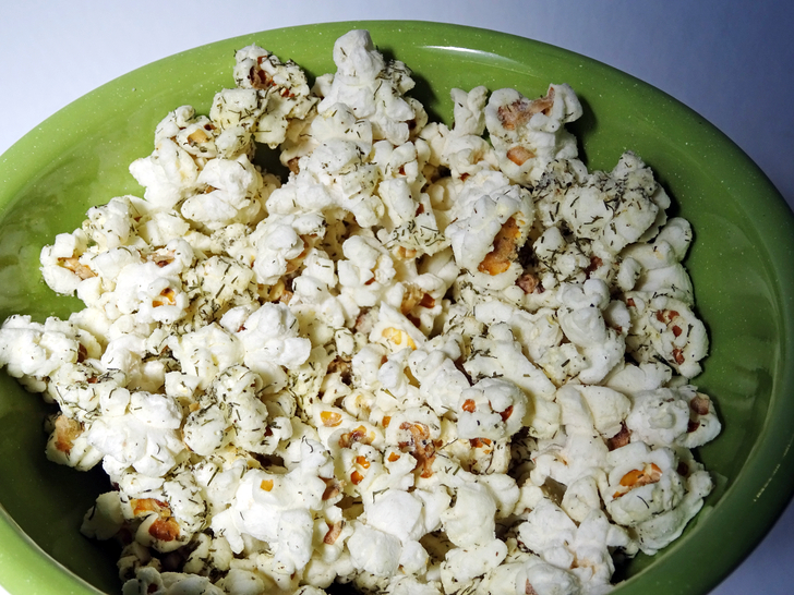 how to make sugar popcorn on the stove