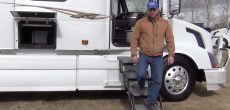 How To Get A Great Dane (Or Other Large Dog) Into An RV Hauler