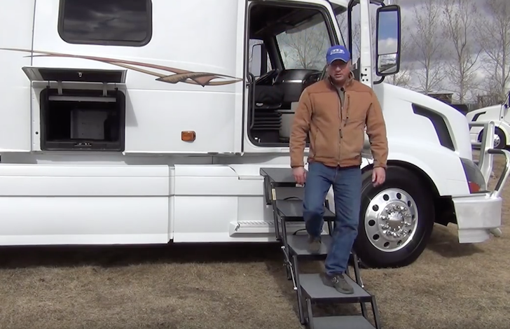 How To Get A Great Dane Or Other Big Dog Into An Rv Hauler