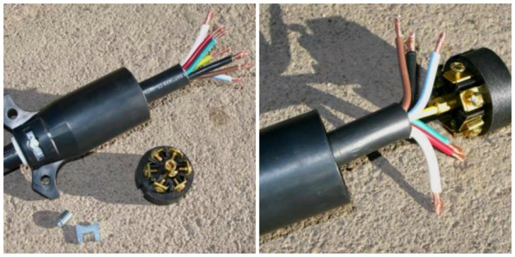 Step3 How To Wire A Prong Trailer Plug on
