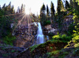 Picture Of The Day: Virginia Falls At Glacier National Park