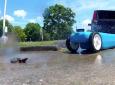 What Is A Blue Boy Waste Tank?