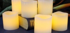 Bring Warm, Flickering Light To Your RV With Battery-Powered LED Candles