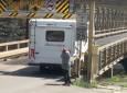 Don't Let This Happen To You – RVer Gets Stuck On Bridge