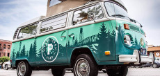 Portland Gear Westfalia With Scenic City Wrap