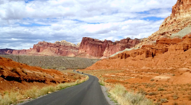 Discover A World Of Wonder On Utah's Highway 12