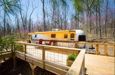 Five Awesome Backyard (And Rooftop) Airstreams
