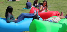 You Can Take These Cozy Inflatable Sofas Camping Anywhere, Anytime