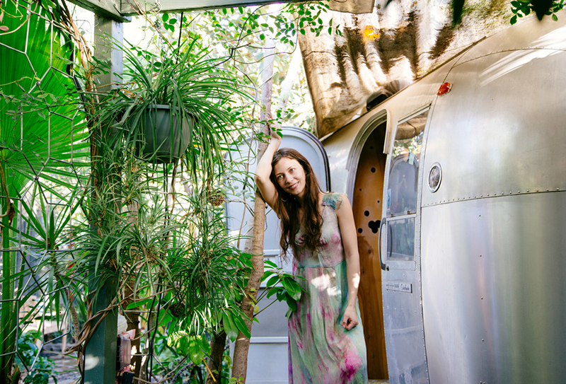 Five Awesome Backyard And Rooftop Airstreams
