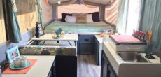 Redecorate A Pop Up Trailer To Glam Perfection With This Helpful Resource