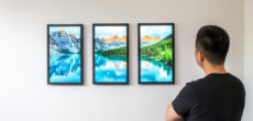 An Innovative Cord-Free Digital Art Frame For Your RV