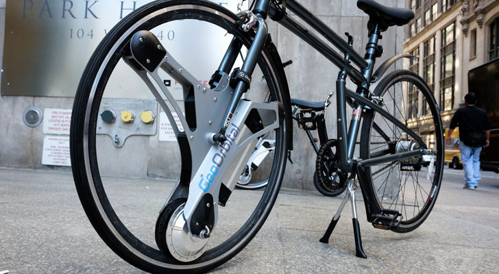 This Electric Wheel Will Take Your Biking Experience To A Whole New Level