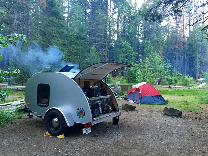 Renting A Teardrop Trailer It S Getting Quite Popular