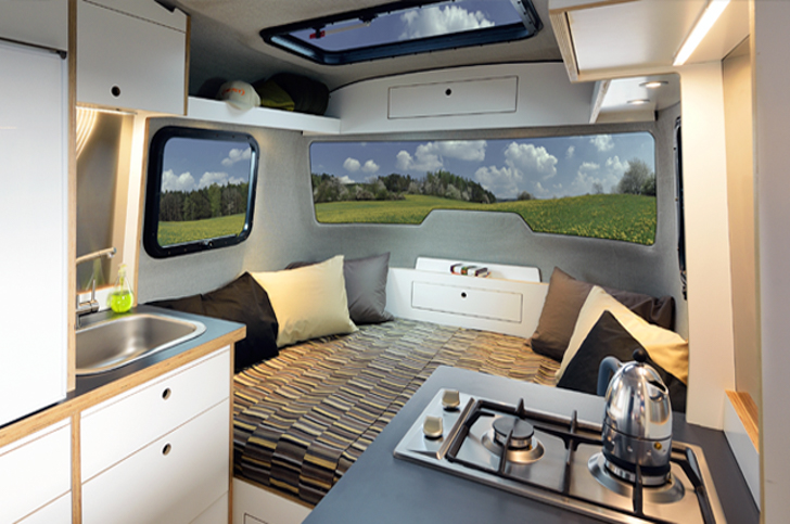 Fiberglass Airstream Once Thought Unthinkable Could Be