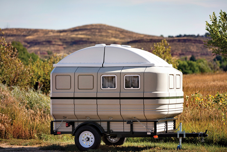 Lastest Chalets Travel Trailers Are Lightweight While Maintaining Modern