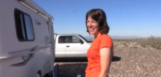 She Lives In A Casita Travel Trailer – Hear What She Thinks Of The Experience [VIDEO]