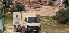 Old German Army Truck Built Into Overland Camper, Now He's Telling How He Did It
