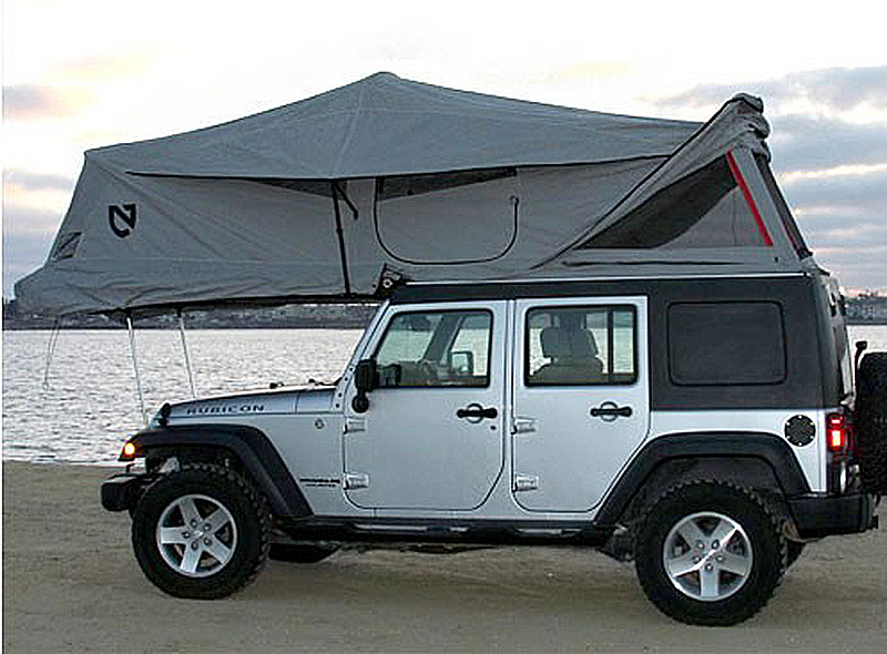 Jeep Campers Campers Ursa Minor Vehicles | Autos Post