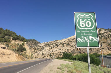 Surviving Highway 50: America's Loneliest Road