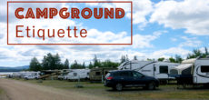 Campground Etiquette: How To Be A Good Camping Neighbor