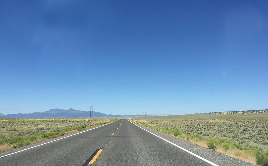 Surviving Highway 50 America S Loneliest Road