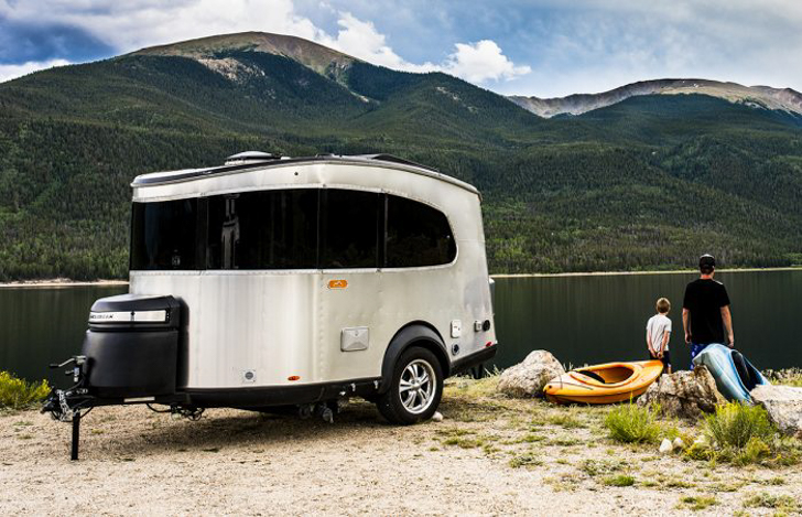 Play Hard And Rest Well With The New Airstream Basecamp