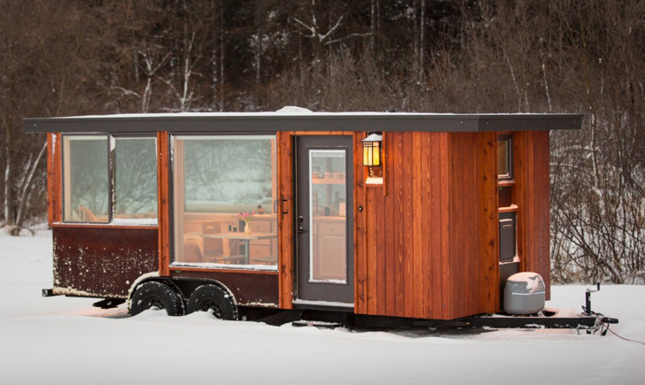 New ESCAPE Vista Trailers Are Towable Tiny Homes On Wheels